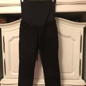 Like new black maternity jeans